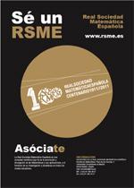 Cartel Sé un RSME