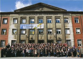 Foto del Congreso RSME 2009