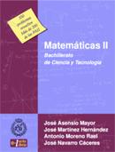 Matemáticas II - Bachillerato de Ciencias y Tecnología